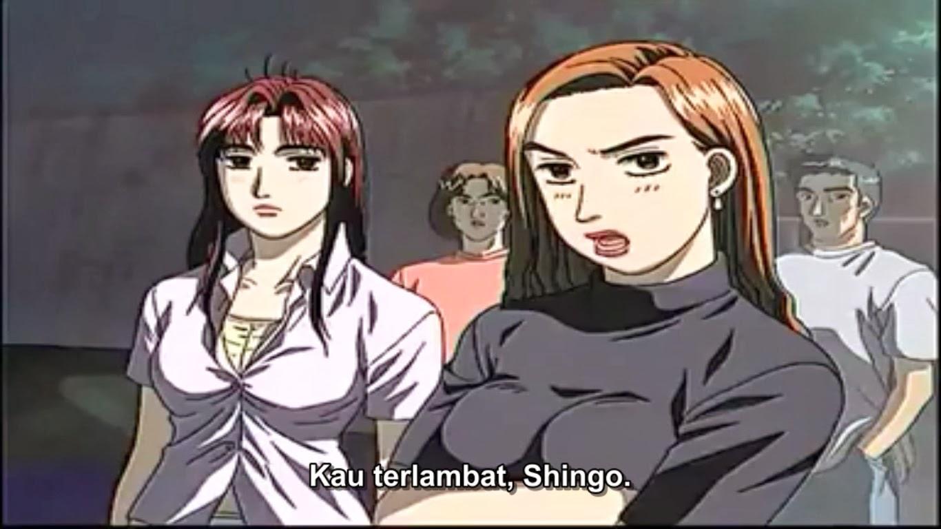 Anime Sub Indo Initial D